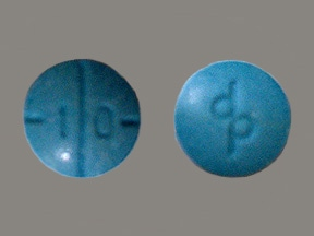 Adderall 10 mg tablet