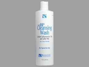 Cleansing Wash 10 %-4 %-10 % topical cleanser