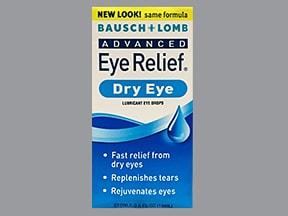 Advanced Eye Relief 1 %-0.3 % drops