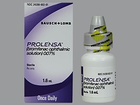 Prolensa 0.07 % eye drops