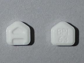 Ativan 0.5 mg tablet
