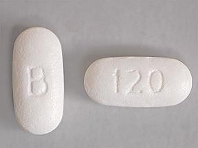Cardizem LA 120 mg tablet,extended release