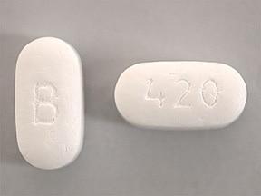 Cardizem LA 420 mg tablet,extended release