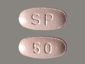 Vimpat 50 mg tablet