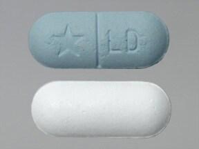 Liquibid D-R 10 mg-400 mg tablet