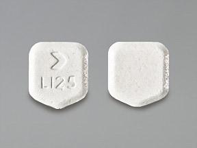 lamotrigine 25 mg chewable dispersible tablet
