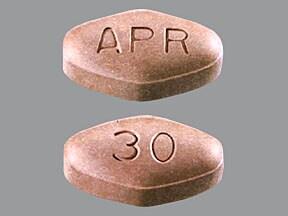 Otezla 30 mg tablet