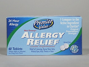 Allergy Relief (loratadine) 10 mg tablet