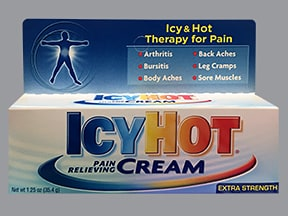 Icy Hot 30 %-10 % topical cream