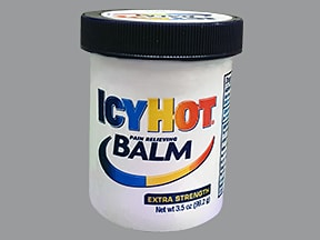 Icy Hot 29 %-7.6 % topical ointment