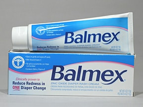Balmex Diaper Rash 11.3% topical cream