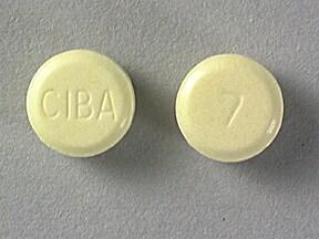 Ritalin 5 mg tablet