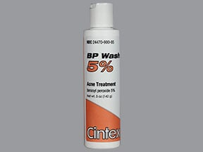 BP Wash 5 % topical cleanser