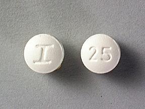 Imitrex 25 mg tablet