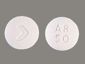 acarbose 50 mg tablet
