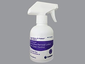 Baza Cleanse and Protect 2 % topical spray