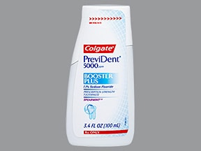 PreviDent 5000 Booster Plus 1.1 % dental paste