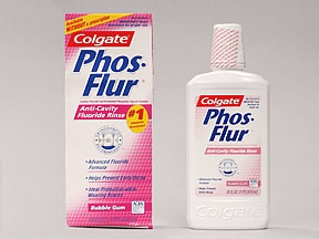 Phos-Flur 0.02 % fluoride (0.044 %) dental solution