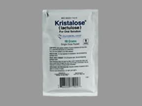 Kristalose 10 gram oral packet