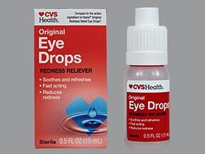 Redness Reliever Eye Drops 0.05 %
