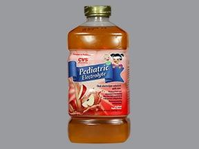 Pediatric Electrolyte oral solution