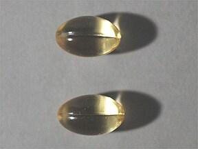vitamin A 8,000 unit capsule