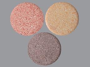 calcium carb 600 mg(1,500 mg)-vit D3 200 unit-minerals chewable tablet