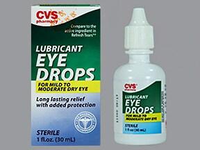 Lubricant Eye Drops 0.5 %