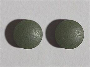 iron 325 mg (65 mg iron) tablet