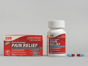 Pain Relief 500 mg tablet