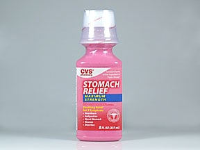 Stomach Relief Max Strength 525 mg/15 mL oral suspension