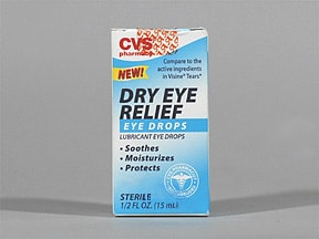 Dry Eye Relief 1 %-0.2 %-0.2 % drops