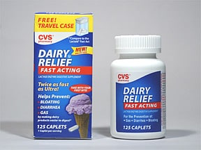 Dairy-Relief 9,000 unit tablet
