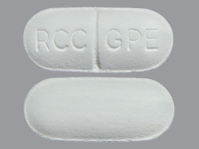 Chest Congestion Relief PE 10 mg-400 mg tablet