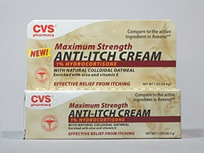 Anti-Itch (hydrocortisone) 1 % topical cream
