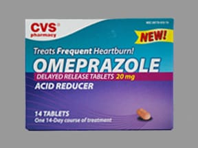 Price omeprazole 20 mg