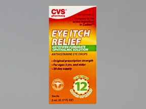 Eye Itch Relief 0.025 % (0.035 %) drops