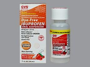 ibuprofen 50 mg/1.25 mL oral drops,suspension