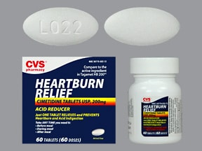 cimetidine 200 mg tablet