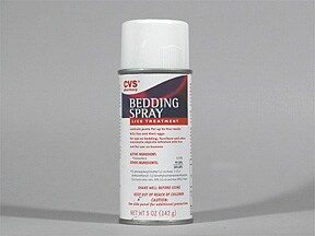 Lice Bedding Spray 0.5 % aerosol