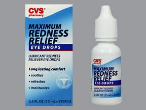 Maximum Redness Relief 0.03 %-0.5 % eye drops