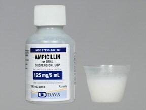 Ampicillin Sans Prescription