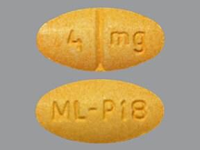 doxazosin 4 mg tablet