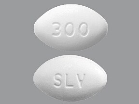 Gralise 300 mg tablet,extended release