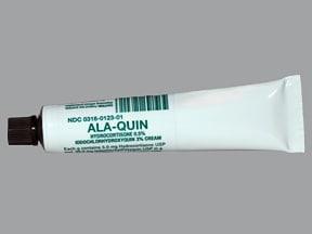 Ala-Quin 3 %-0.5 % topical cream