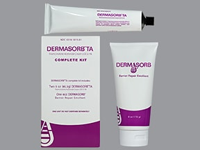 Dermasorb TA Complete Kit 0.1 % topical cream