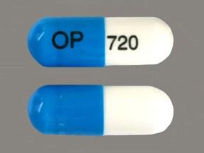 Surmontil 100 mg capsule