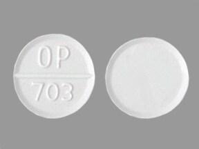Urecholine 10 mg tablet