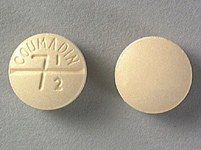 Coumadin 7.5 mg tablet