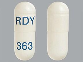 omeprazole 20 mg-sodium bicarbonate 1.1 gram capsule